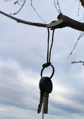 Bilderrebus - Himmelsschluesselchen, Schlüssel, Rätsel, Rebus