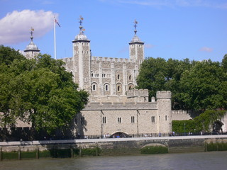 The Tower of London - Tower of London, White Tower, London, Sights