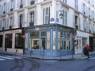 Boulangerie - Frankreich, Paris, Geschäfte, Bäcker, Bäckerei