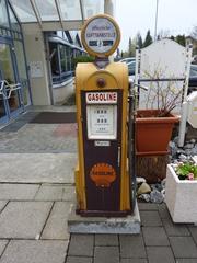 Luft-Tankstelle - Fahrrad, Reifen, Luft, Luftpumpe, Reifendruck, Luftdruck, Tankstelle, öffentlich, aufpumpen, Druck, Physik