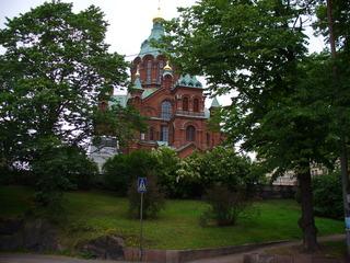 Helsinki Uspensky Kathedrale - Finnland, Helsinki, Kirche, orthodox, Westeuropa, Uspensky Kathedrale