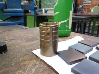 Teelichthalter #1 - Metall, Teeelichthalter