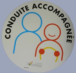 Conduite accompagnée - Frankreich, civilisation, conduite accompagnée, permis de conduire, Führerschein, Fahrerlaubnis, Jugendlicher, jeune