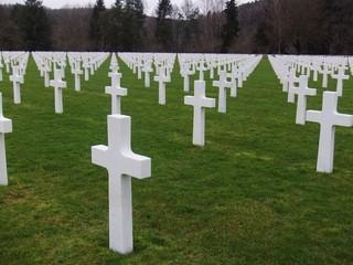 Soldatenfriedhof - Friedhof, Soldatenfriedhof, Ehrenfriedhof, Kriegsgräberstätte, Geschichte, Krieg, Zweiter Weltkrieg, USA, Amerika, Frankreich, Vogesen, Erinnerung, Alliierte, Soldaten, Gefallene, zweiter Weltkrieg