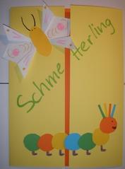 Lapbook - Schmetterling - Lapbook, Buch, basteln, Schmetterling, Faltbuch, Klappbuch, falten, Raupe, Puppe, Verpuppung, Umschlag, Umschlaggestaltung