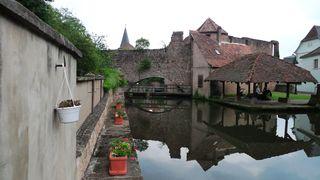 Lauterkanal - Kanal, Lauter, Wissembourg