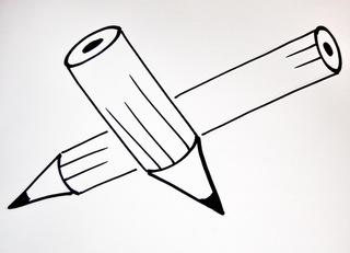 Symbolkarte/ Material - Stifte, Arbeitsmaterial, Vorbereitung, Symbolkart