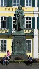 Beethoven-Denkmal Bonn - Denkmal, Beethoven, Bonn
