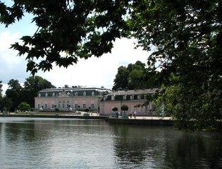 Schloss Benrath, Düsseldorf #1 - Schloss, Benrath, Düsseldorf, Barock, Rokoko, Klassizismus