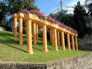 Die sieben antiken Weltwunder #1a - Garten, Anlage, Babylon, Weltwunder, Semiramis, Gärten, Nebukadnezar II