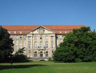 Berlin, ehemaliger Volksgerichtshof - Volksgerichtshof, Berlin, Nationalsozialismus, Unrecht
