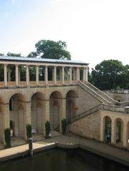 Potsdam, Belvedere #2 - Potsdam, Belvedere, Preußen, Preussen, Neorenaissance, Schloss, symmetrisch, Symmetrie