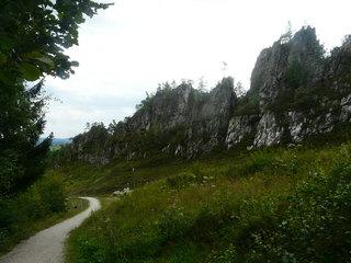 Der Pfahl - Pfahl, Quarz, Felsen, Geologie, Berg