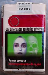 Fumar #1 - Zigaretten, rauchen, gefährlich, Warnung, Hinweis, Gesundheit, salud, fumar, matar, autoridades, sanitarias, cigarillos