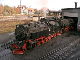 Dampflokomotive - Harz, Brocken, Dampf, Lokomotive, Eisenbahn, Nostalgie, Dampflok, Wärmekraftmaschine, Dampfmaschine, Wasserdampf, Zugmaschine, Eisenbahn, Schmalspurbahn, Dampflokomotive, Schreibanlass