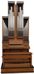 Orgel - Orgel, Kirchenorgel, Musik, Musikinstrument, Gottesdienst, Pfeifen, Töne, Instrument, Wind, Luftstrom, Spieltisch, Organist, Register, Lieder, Konzert