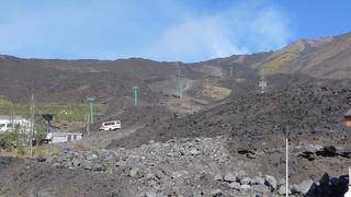 Ätna #03 - Ätna, Etna, Vulkan, Lava, Lavafeld