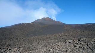 Ätna #10 - Ätna, Etna, Vulkan, Vulkankegel