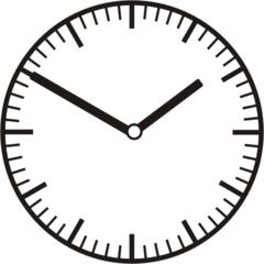 Uhrzeit 1.50 - 13.50 - Uhr, 10 Minuten vor, Uhrzeit, Zeit, Zeitspanne, Zeitpunkt, Zeiger, Mechanik, Zeitskala, Zeitgeber, Analoguhr, Zifferblatt, Ziffernblatt, rechtsdrehend, Uhrzeigersinn, Minute, Stunde, Kreis, Winkel, Grad, Mathematik, Größen, messen, time, clock, ermitteln, Zeitraum, Dauer, Frist, Termin, Zeitabschnitt