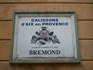 Calissons d'Aix en Provence - Spezialität, Frankreich, Mandeln, Gebäck, Provence