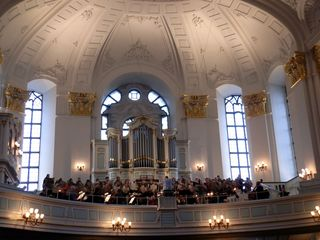 Chorprobe - Chor, Chorprobe, singen, Gesang, Gesangsgruppe, Musik, öffentlich, Kirche, Orgel