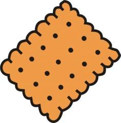 Butterkeks - Keks, Plätzchen, Süßigkeit, Gebäck, Anlaut K, Einzahl