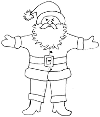 Weihnachtsmann#1 - Weihnachten, Weihnachtsmann, Christmas, Father Christmas, Santa Claus