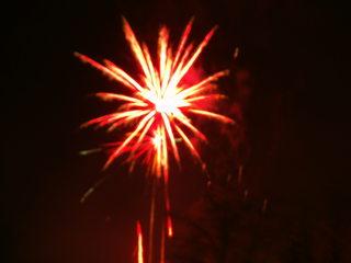 Feuerwerk#1 - Feuerwerk, Nacht, Himmel, Lichter, Farben, leuchten, Feuerwerkskörper, pyrotechnische Gegenstände, koordinierte Zündung, Zündung, Silvester, Pyrotechnik, Rakete, Antrieb, Rückstoß