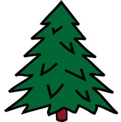Tannenbaum - Tanne, Christbaum, Wald, Tannenbaum, Nadelbaum, Baum, Anlaut T, Wörter mit Doppelkonsonanten