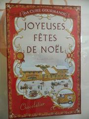 Joyeuses fêtes de Noel - Frankreich, civilisation, Noel, joyeuses fêtes, biscuits, chocolatier
