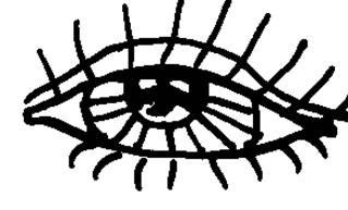 Auge 2 - Auge, Körper, Körperteile, body, body parts, eye, Auge, Wimpern, Iris