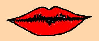 Mund 2 - Mund, Körper, Körperteile, body, body parts, mouth, Lippen