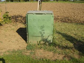 Schnellkomposter - Schnellkomposter, Thermokomposter, Kompostierung, Rotte, Kompost, Abfall, Abfälle, Kompostsilo, schnelle Kompostierung, Geruchsminderung, Schnellumwandler
