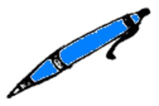 Kugelschreiber - Kugelschreiber, Stift, Schulsachen, Schule, schreiben, Kugelschreiber, Kuli, schreiben, Schreibgerät, Anlaut K
