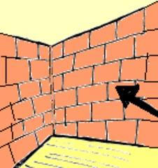 Wand - Wand, Zimmer, Raum, Klassenraum, Haus, Schule
