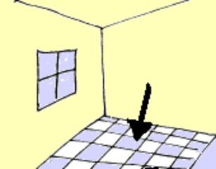 Fußboden - Fußboden, Boden, Raum, Klassenraum, Zimmer, Haus