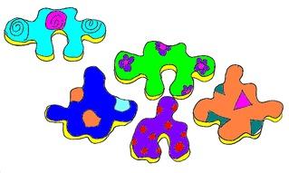 Puzzle - Puzzle, Spielzeug, Spielsachen, spielen, Puzzelteile, puzzeln