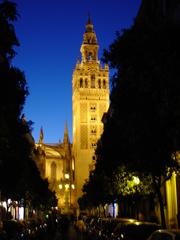 Sevilla monumentos Giralda - Sevilla, monumentos, Giralda, Landeskunde Spanisch