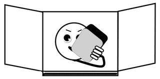 Tafeldienst - Schwamm, Tafel, putzen, feucht, Tafeldienst, Ordnungsdienst, wischen, Tafelschwamm, Quader, nass, Wasser, Smiley, Klassendienst, Zeichnung, Illustration