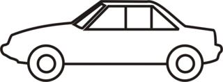 Auto - Auto, PKW, Personenwagen, fahren, Straße, Anlaut Au, Kraftfahrzeug, KFZ