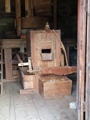 Getreidemühle - Mühle, Getreide, Mehl, Nahrung, Nahrungsmittel, Brot, mahlen