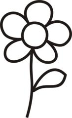 Blume - Blumen, Blume, Garten, Wiese, Anlaut B
