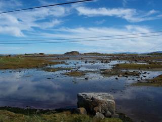 Schärengebiet - Watt, Schären, Norwegen, Atlantik, Inseln, Eiszeit