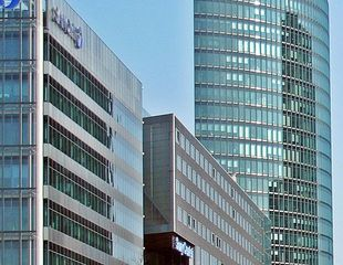 STADT-STATTansichten #6 - Kunst, Gebäude, Gebäudeteil, Ecke, Linie, Linienführung, Architektur, Perspektive, Bauwerke, Haus, Fassade, Blickpunkt, Ansicht, Fenster, Außenansicht, spiegeln, Hochhaus, modern, Glas