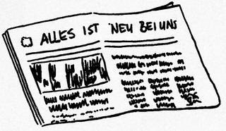 Zeitung - Zeitung, Papier, lesen, news, Information, Informationen, Neuigkeiten, Nachricht, Druckerzeugnis, Nachrichtenblatt, Druck, Anzeigenblatt, Presse, Presseerzeugnis, Tageszeitung, Tagesblatt, Blatt, Printmedium, Medium