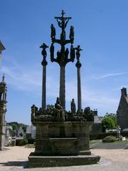 Kalvarienberg St. Thegonnec - calvaire, Kalvarienberg, Saint Thegonnec, Kreuzigung, Kreuzigungsgruppe