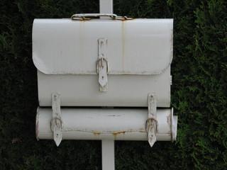 Origineller Briefkasten - Briefkasten, Schulranzen
