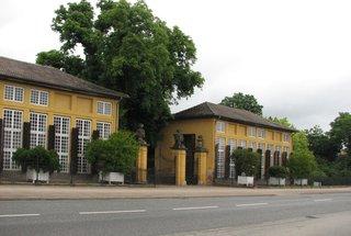 Schloss Mosigkau #1 - Schloss, Rokoko