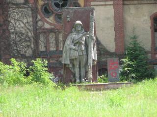 Beelitz Heilstätten #4 - Sanatorium, historisch