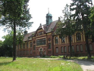 Beelitz Heilstätten #2 - Sanatorium, historisch, Denkmal